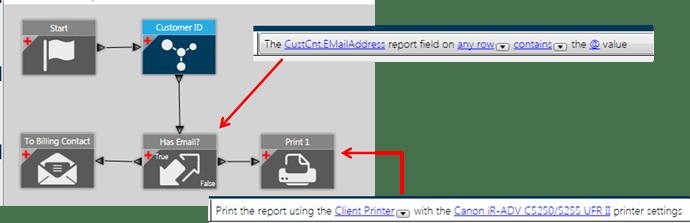 EmailNotPrinting
