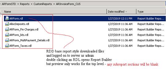 BAQ Report Designer \ SSRS Web Service URL - ERP 10 - Epicor