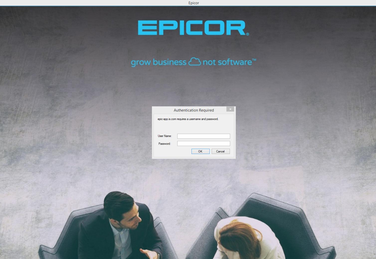 Epicor 10 2 200 5 Setting up Single Sign-On 10 2 - ERP 10